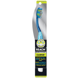 Reach Complete Care Curve Toothbrush - Soft