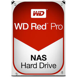 Western Digital WD RED Pro NAS SATA Internal Hard Drive - 3.5 Inch - 10 TB - WD101KFBX