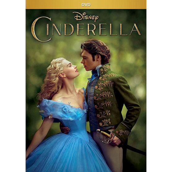 Cinderella (Live Action) - DVD