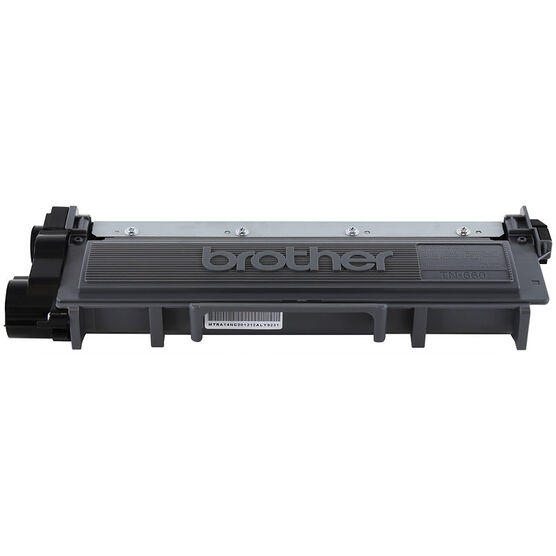 Brother High Yield Toner Cartridge - Black - TN660