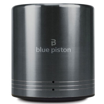 Logiix Blue Piston 360 Bluetooth Speaker - Gunmetal - LGX11772