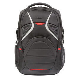 Targus Strike Gaming Backpack - Black - 17.3 inch - TSB900CA