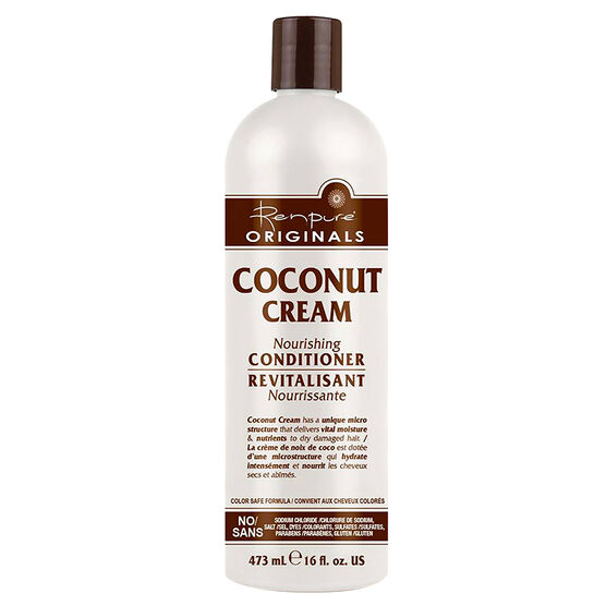 Renpure Coconut Cream Nourishing Conditioner - 473ml