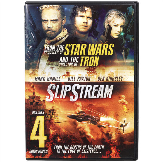 Slipstream + 4 Bonus Movies - DVD