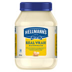 Hellmann's Real Mayonnaise - 890ml