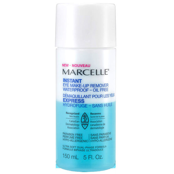Marcelle Instant Eye Make-Up Remover - 150ml