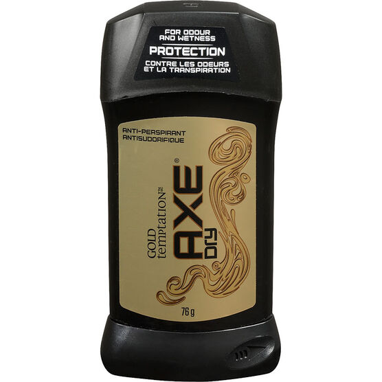 Axe Anti-Perspirant Stick - Gold Temptation - 76g