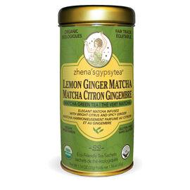 Zhena`s Coconut Matcha Green Tea - 22`s
