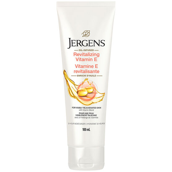 Jergens Lotion Vitamin E - 100mL