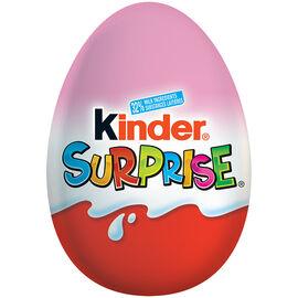 Kinder Surprise - Girls - 20g