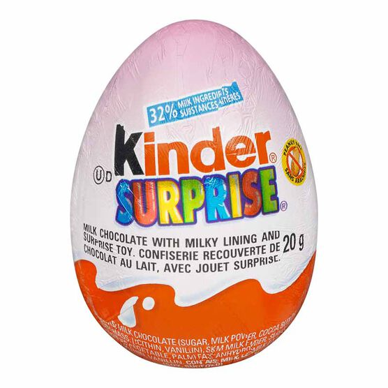 Kinder Surprise - Girls - 20g