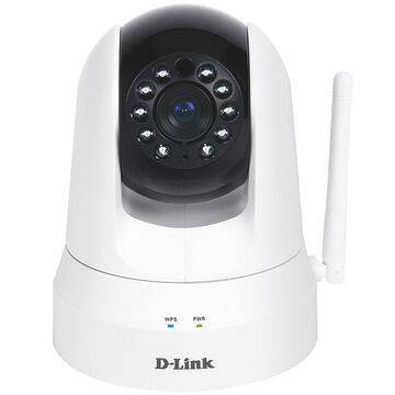 D-Link Wireless N Pan & Tilt Day/Night Network Camera - DCS-5020L