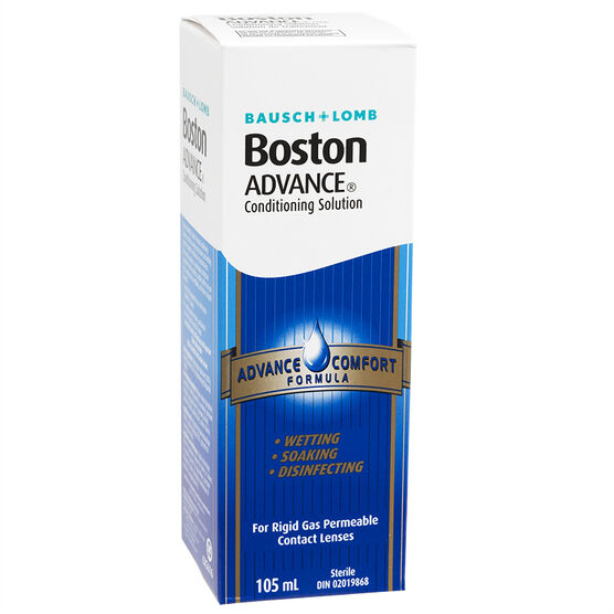 Bausch & Lomb Boston Advance Conditioning Solution - 105ml