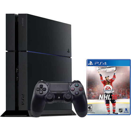 NHL 16 PlayStation 4 Bundle