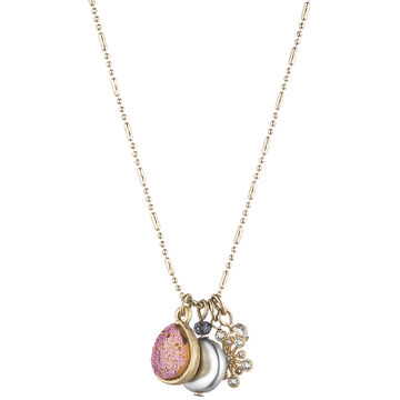 Lonna & Lilly 16-inch Shaky Pendant Necklace - Natural