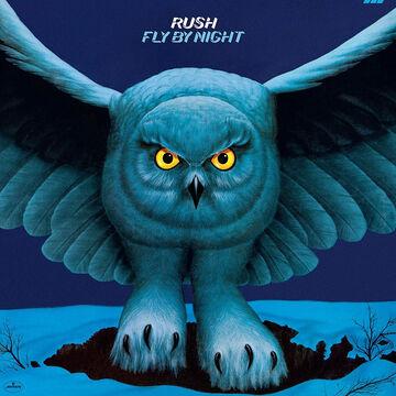 Rush - Fly By Night - Vinyl