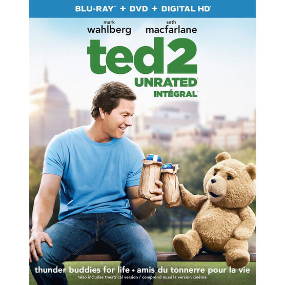 Ted 2 - Blu-ray + DVD + Digital
