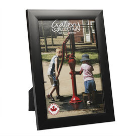 Brockton 8x12 Photo Frame - Black - 8x12in