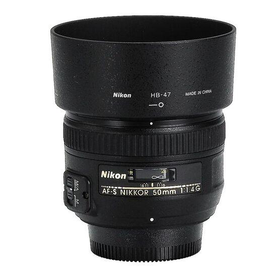 Nikon AF-S FX 50mm f/1.4G Lens