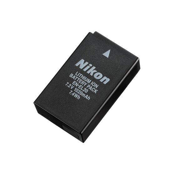 Nikon EN-EL20 Rechargeable Li-ion Battery -3620