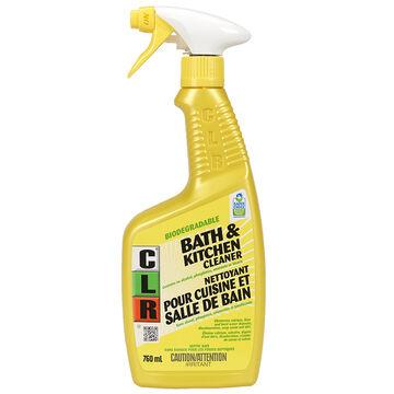 Clr Bathroom Kitchen Cleaner 760ml London Drugs