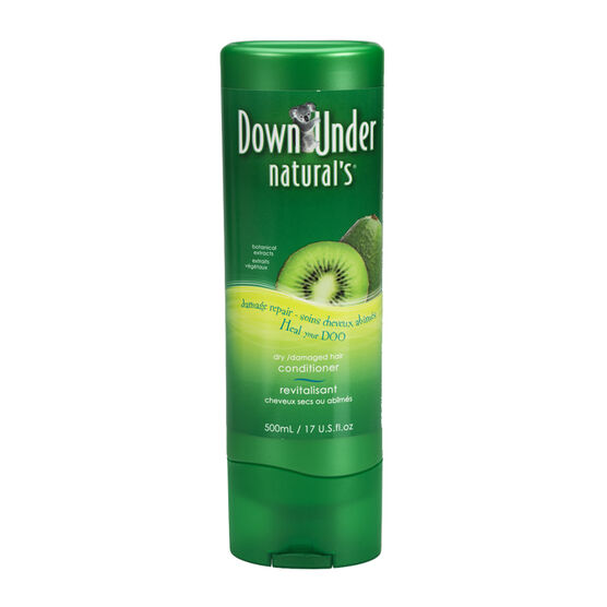 Down Under Natural's Papaya Conditioner - 500ml