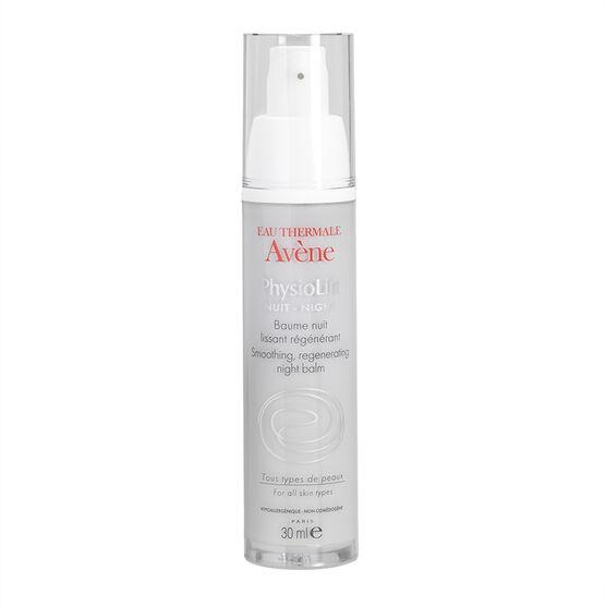 Avene Physiolift Night Smoothing Regenerating Night Cream - 30ml