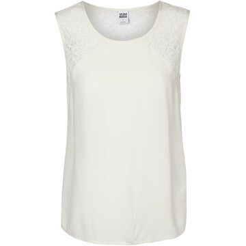 Vero Moda Dafne Lace O-Neck Top - Assorted