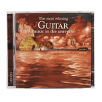 Various Artists - The Most Relaxing Guitar Music in the Universe - CD