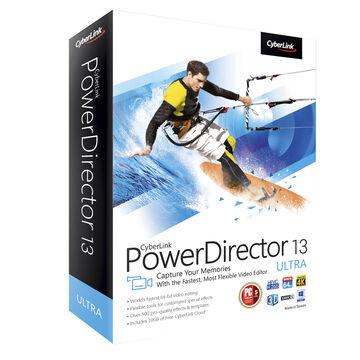 CyberLink PowerDirector 13 Ultra