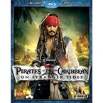 Pirates Of The Caribbean: On Stranger Tides - Blu-ray + DVD