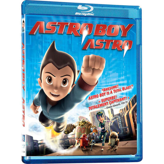 Astro Boy - Blu-ray Disc