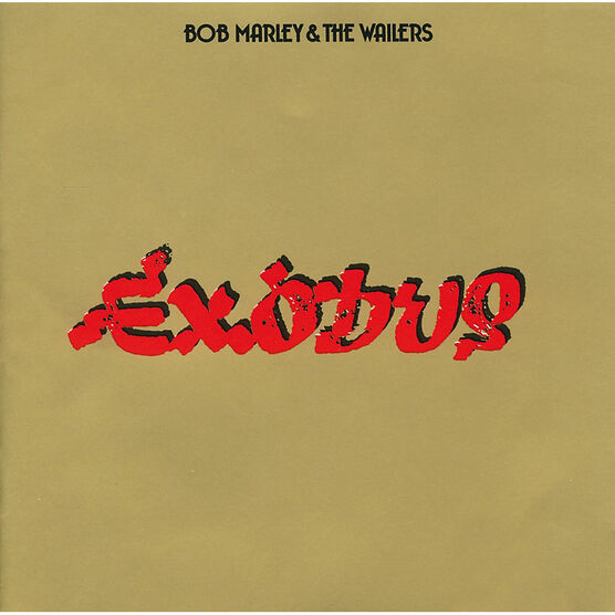 Bob Marley and the Wailers - Exodus - Vinyl