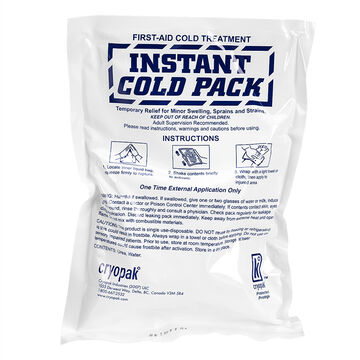 Instant Cold Pack - 6 x 9 inch