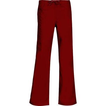 Maevn Core Straight Leg and Back Elastic Drawstring Cargo Pant