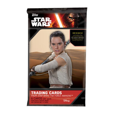 Star Wars - The Force Awakens Series One - Assorted