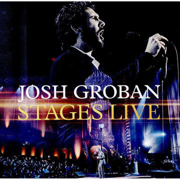 Josh Groban - Stages Live - CD + DVD