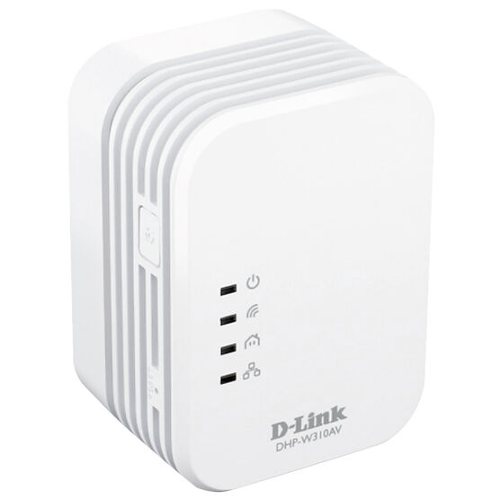 D-Link PowerLine AV 500 Wireless N Mini Extender - DHP-W310AV