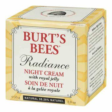 Burt's Bees Radiance Night Creme - 55g