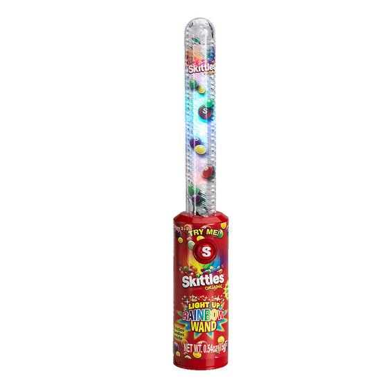 Skittles Lightup Rainbow Wand - Assorted - 15g