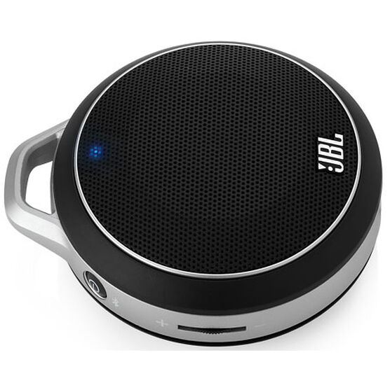 JBL Portable Bluetooth Speaker - Blue - JBLMICROWBLU