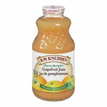 R.W. Knudsen Organic Grapefruit Juice - 946ml