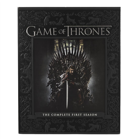 Game of Thrones: The Complete First Season - Blu-ray