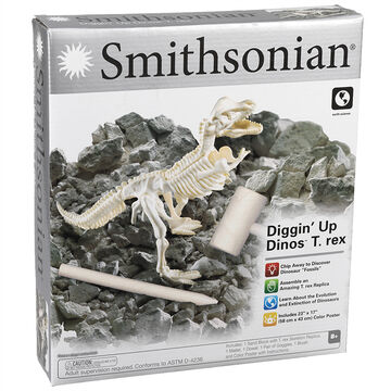 Smithsonian -  Diggin' Up Dinos T-rex