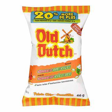 Old Dutch Cheddar & Sour Cream - 66g