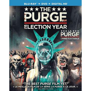 The Purge: Election Year - Blu-ray