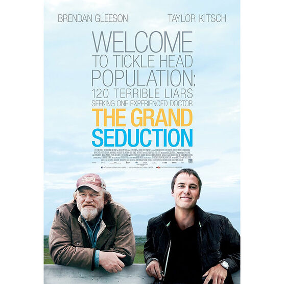 The Grand Seduction - DVD