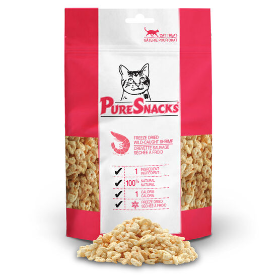 PureSnacks Cat Treats - Shrimp - 7g