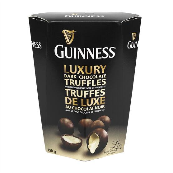 Guinness Dark Chocolate Truffles - 150g