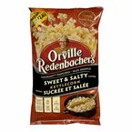 Orville Redenbacher's Gourmet Popcorn - Assorted Flavours - Sweet and Salty Kettlecorn - 220g